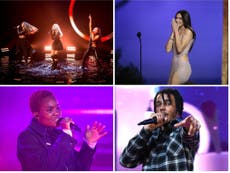 Brit Awards 2021 nominations: Dua Lipa, Arlo Parks, Little Mix and AJ Tracey among nominated artists