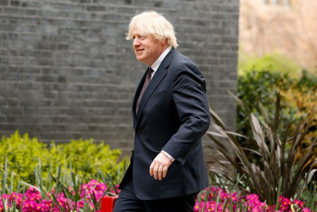 <p>Boris Johnson committed to the party's own inquiry during the race to replace Theresa May as Conservative leader in June 2019</p>