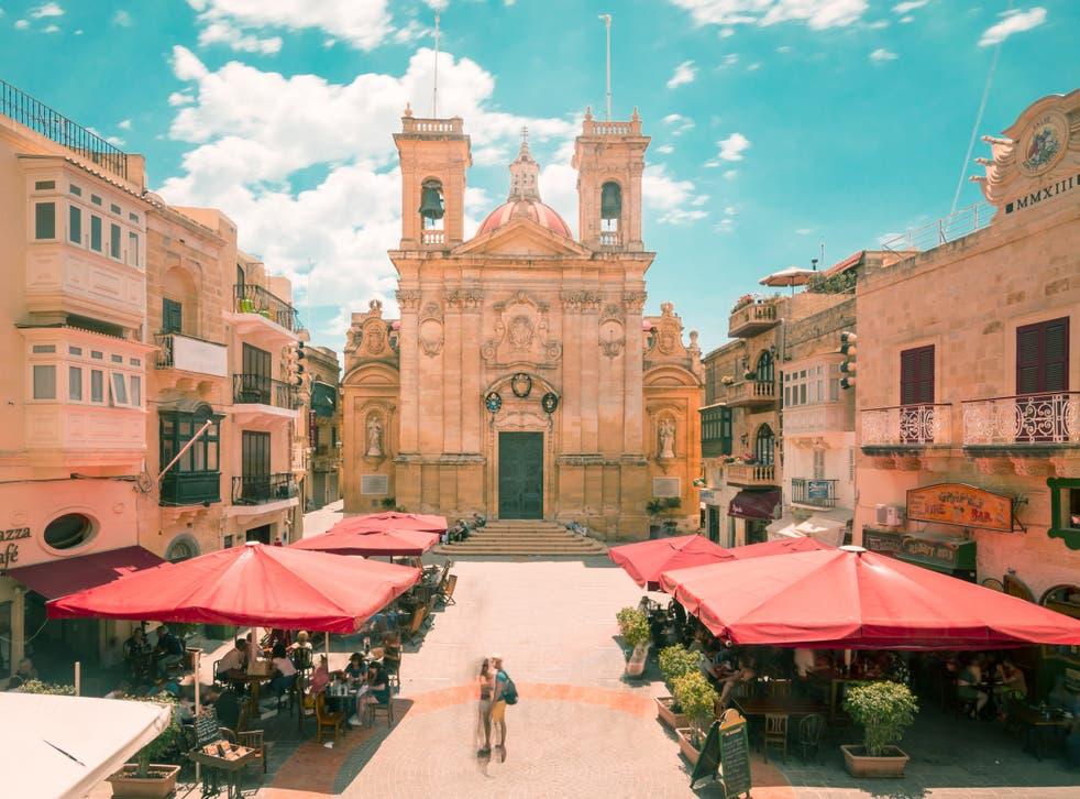 St George's Square, Gozo