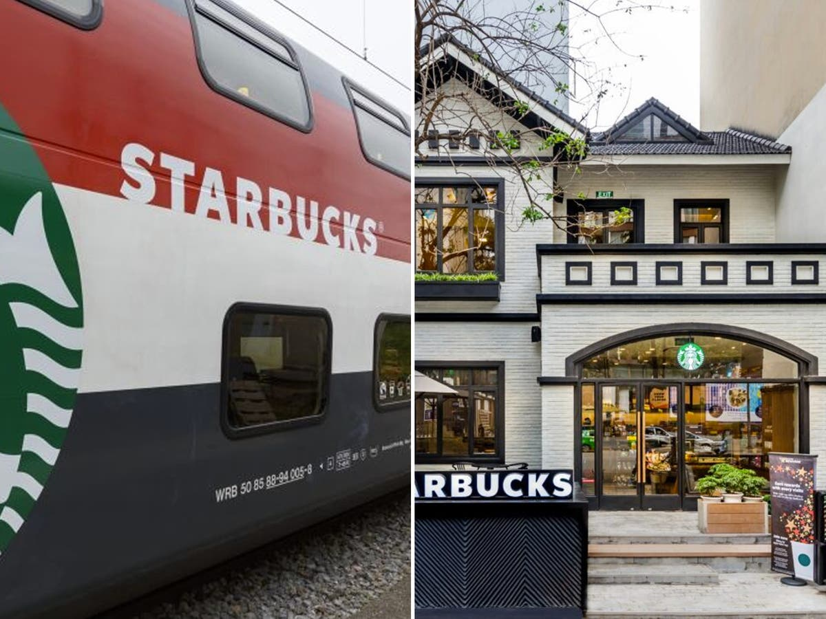 The 8 most unusual Starbucks stores worldwide