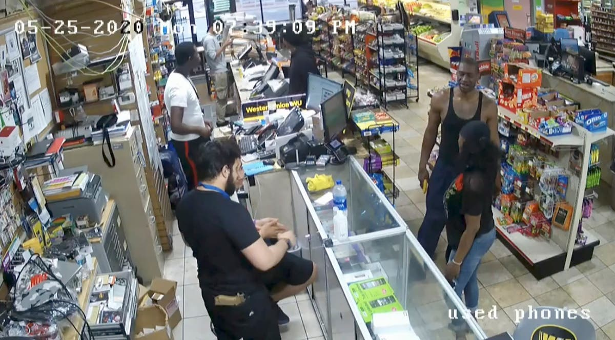 Cashier describes George Floyd's arrest: 'This could've been avoided'