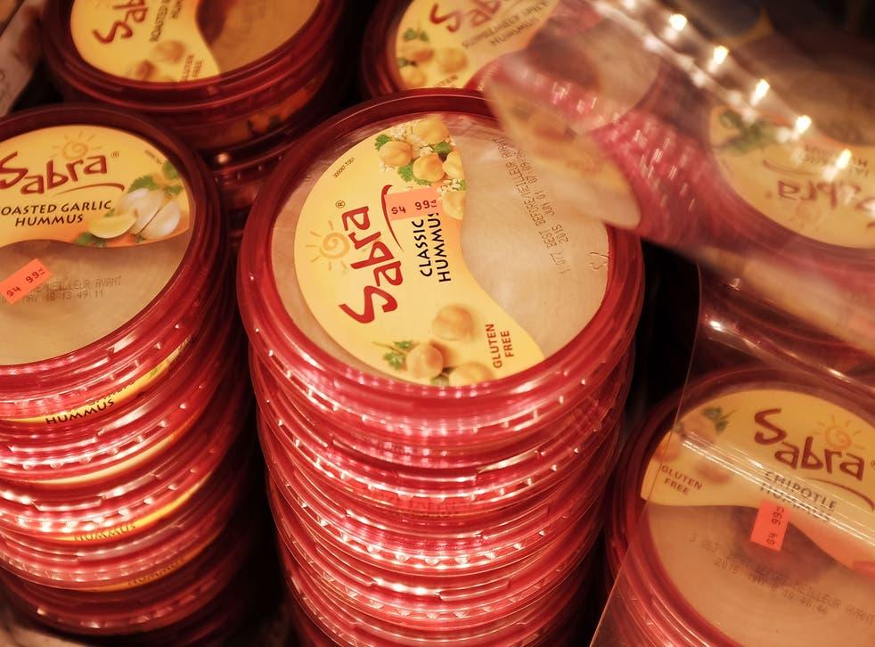 Sabra is recalling its classic hummus over possible Salmonella contamination