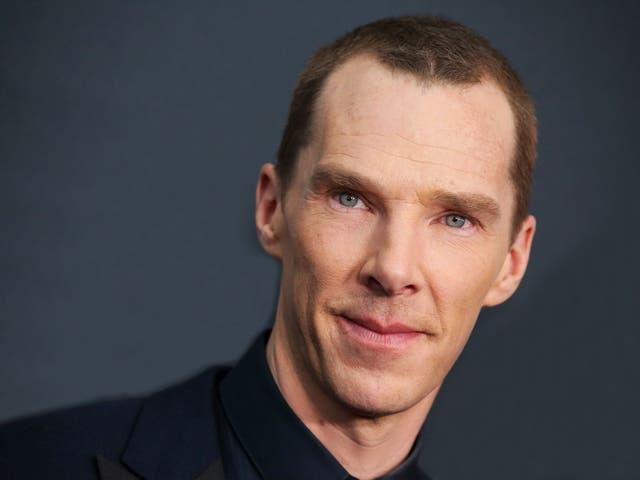 <p>Benedict Cumberbatch Estreno de la película 'Vengadores: Endgame', Llegadas, Centro de Convenciones de Los Ángeles, Los Ángeles, Estados Unidos.</p>