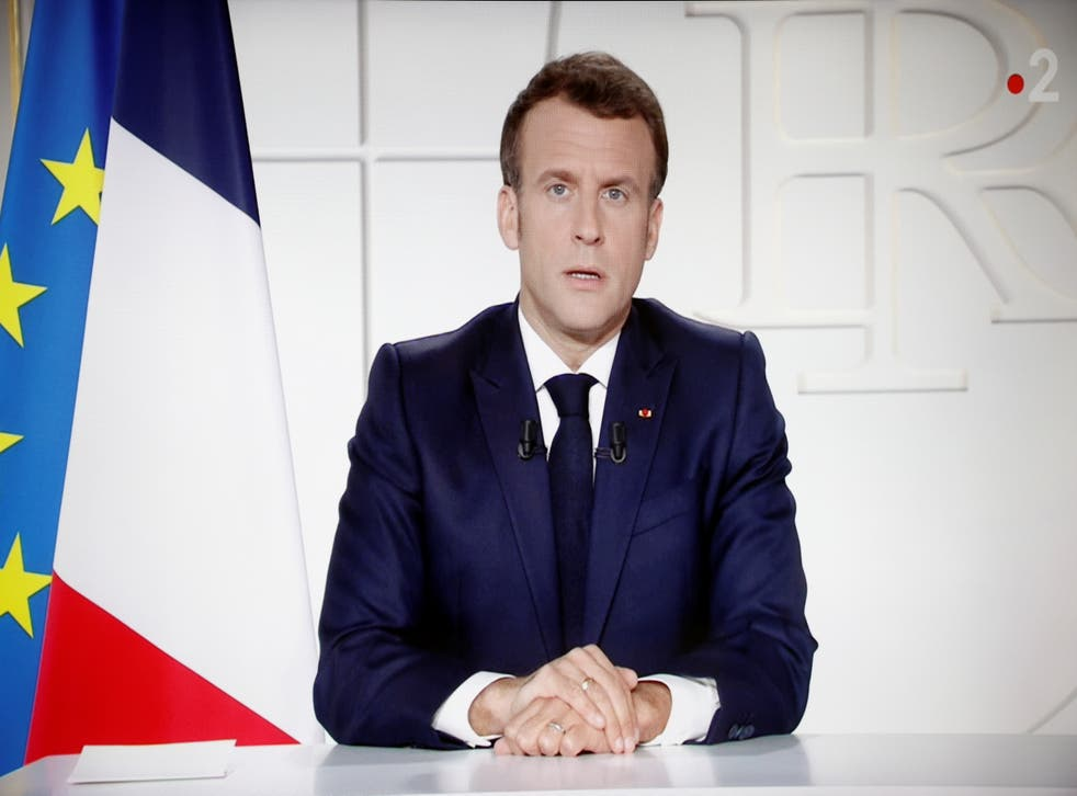 <p>Emmanuel Macron: have the French learnt any lessons from Brexit?</p>