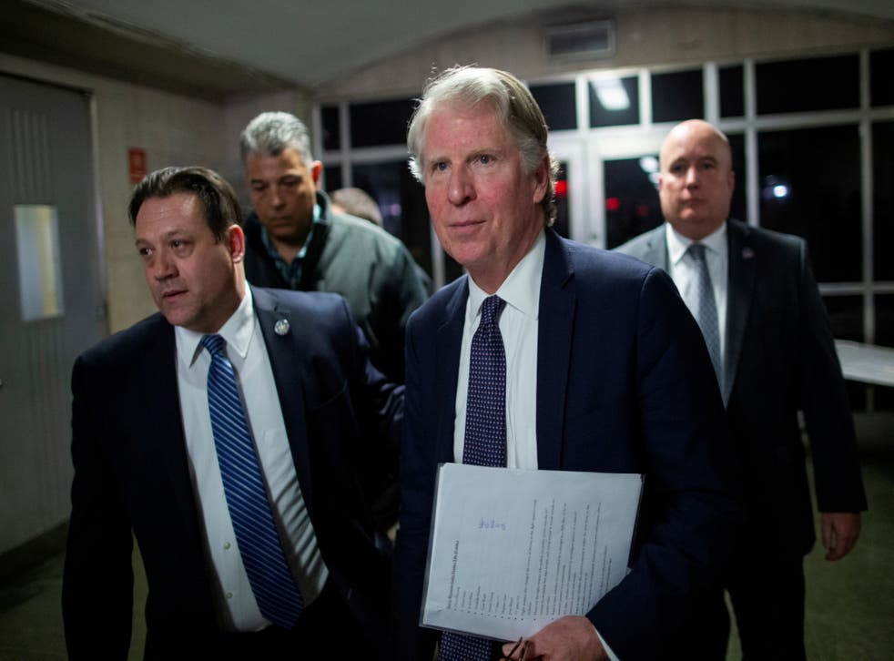 <p>Manhattan District Attorney Cyrus Vance Jr said his office will no longer prosecute prostitution</p>
