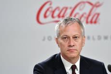 """Director ejecutivo de Coca Cola condena medidas de supresión de votantes de Georgia; es """"inaceptable"""", dice"""