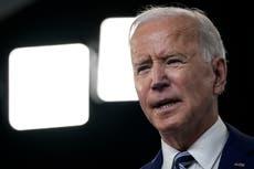 """""""Podemos hacerlo"""": Biden promete un proyecto de ley de infraestructura de $2 billones que superará una batalla política épica"""