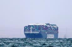Bloqueo del Canal de Suez por Ever Given costará más de mil millones de dólares: autoridades