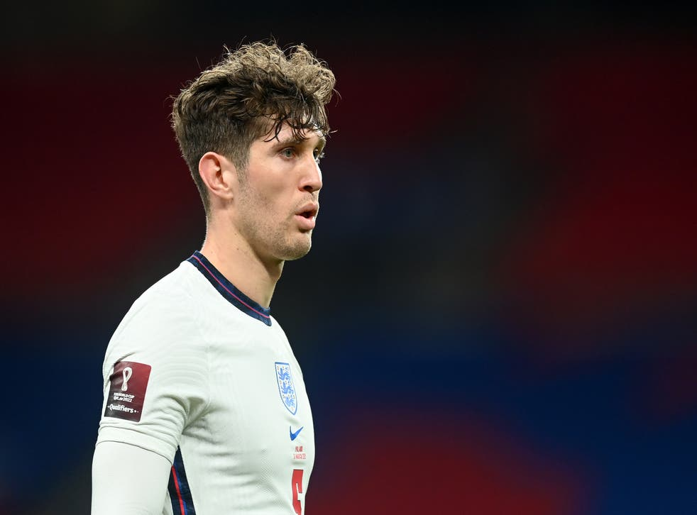 <p>Stones did well to recover from his mistake, Southgate said</p>