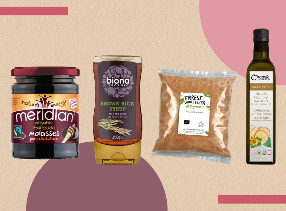 <p>Natural doesn't mean no sugar at all, but these contain less of the stuff than regular granules </p>