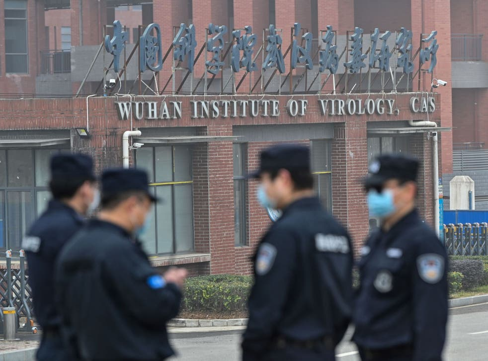 <p>The WHO's report has failed to quieten a belief held by some that Covid-19 leaked from the Wuhan Institute of Virology</p>