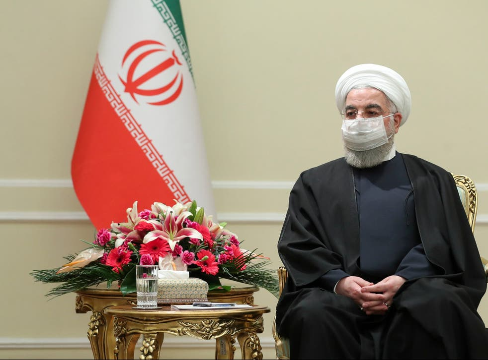 Rouhani said in March his country is prepared to take steps to live up to measures in the 2015 nuclear deal with world powers as soon as the United States lifts economic sanctions on Iran