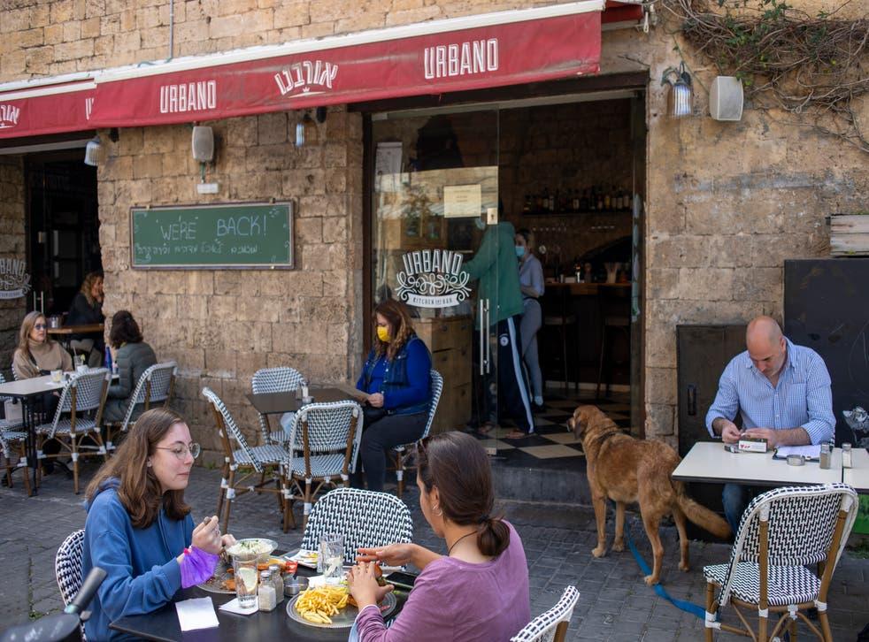 Virus Outbreak Israel Unvaccinated