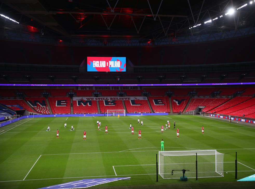 <p>Wembley will host the Euro 2020 final</p>