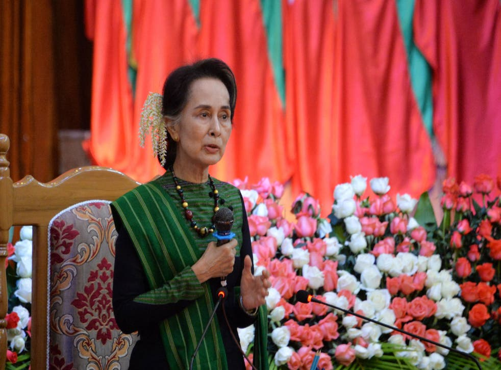 <p>The former British colony has been in chaos for two months following the military's overthrow of Aung San Suu Kyi's elected administration</p>
