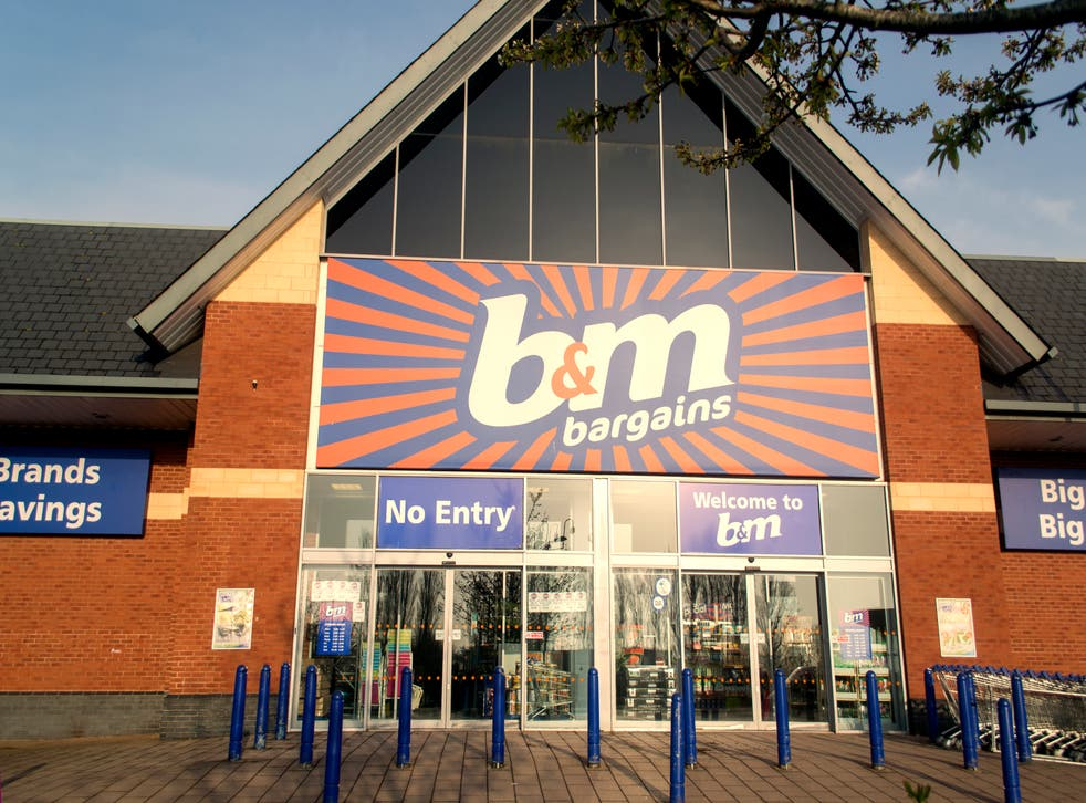 <p>A mother was left touched after B&M staff let her buy the display chair at discount for her ill son. </p>