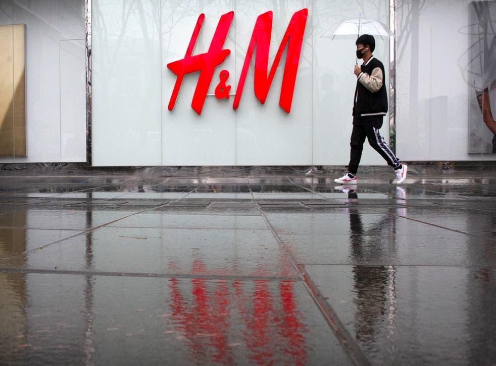 China H&M