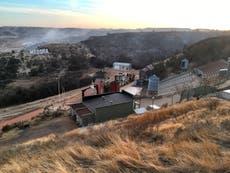 Dakota del Norte: Turística ciudad de Medora es evacuada por incendios forestales