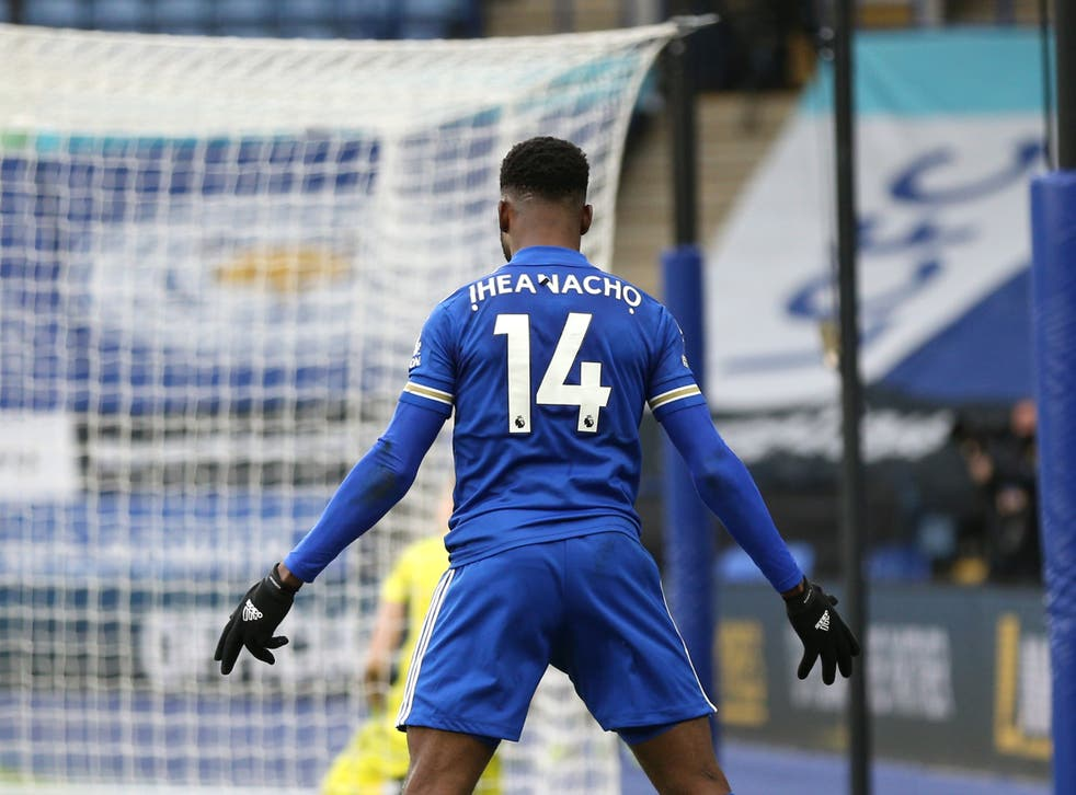 Kelechi Iheanacho: Leicester striker has finally woken up – just in time to  haunt Man City | The Independent