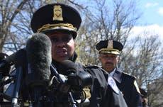 Ataque al Capitolio: el jefe de policía revela que un oficial fue asesinado