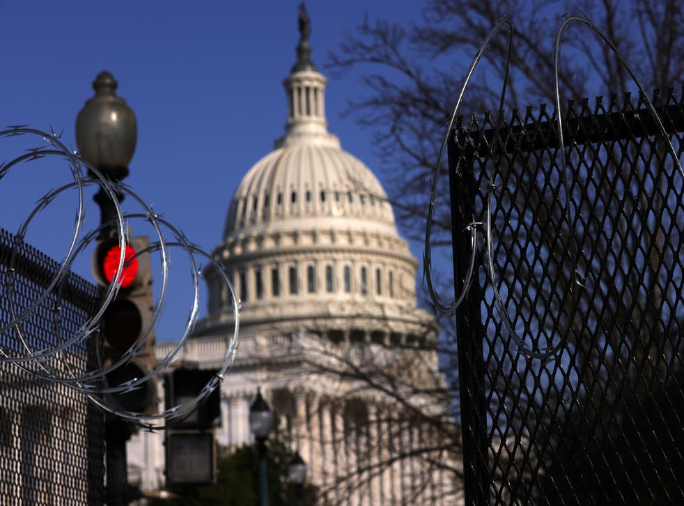 <p>The US Capitol Police force is staring down a potential exodus, union head Gus Papathanasiou warns</p>