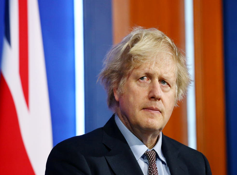 <p>Boris Johnson agreed to 'fix' a tax issue for the industrialist</p>