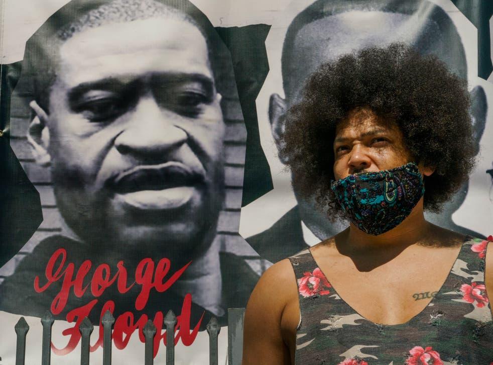 George Floyd Officer Trial Black Viewers