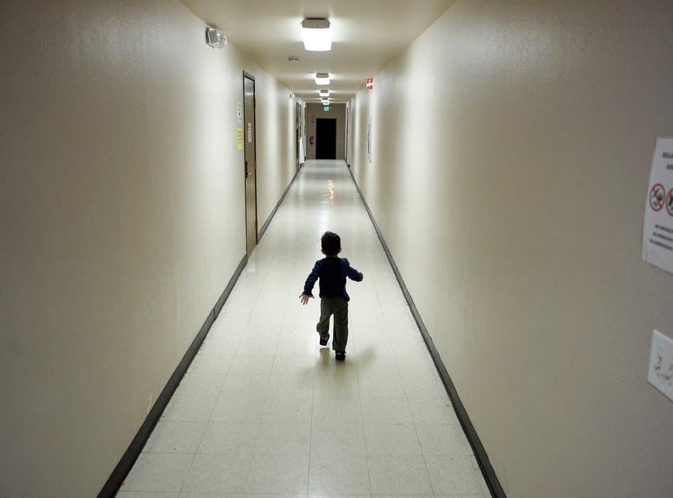 Migrant Children Facility California