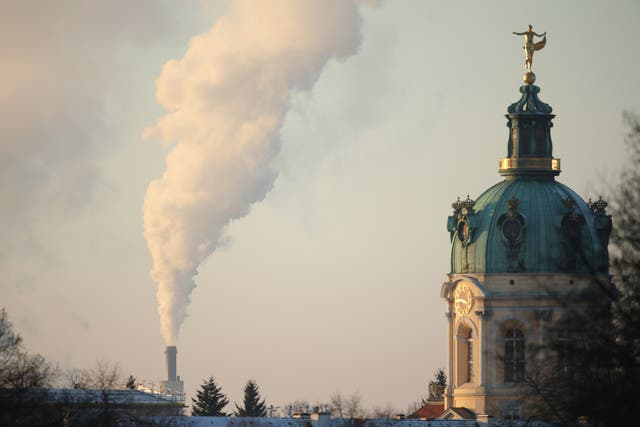 Air pollution from Europe's coal plants could be responsible for up to 34,000 deaths each year