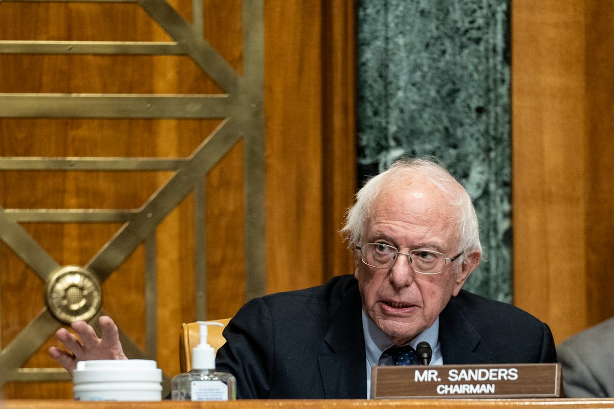 Bernie Sanders pushes Biden to go big on infrastructure as White House tells GOP to 'come to the table' thumbnail
