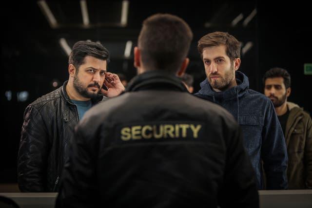 Iran Controversial TV Show
