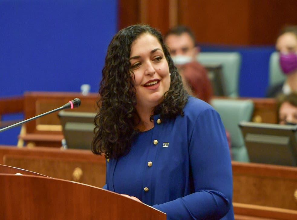 Kosovo President Elect