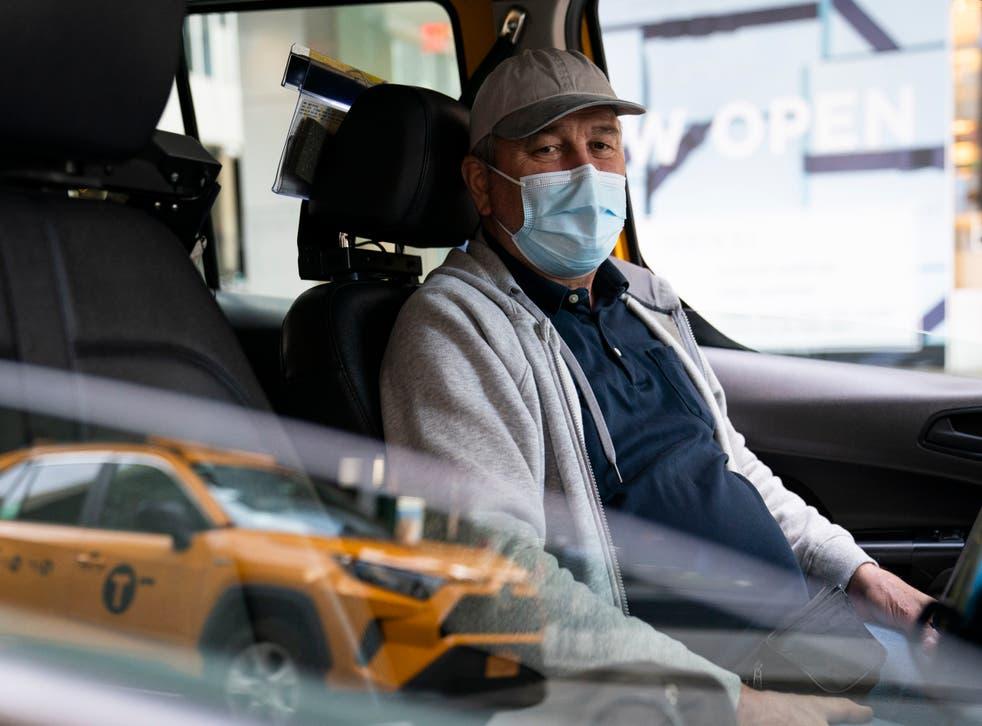 Virus Outbreak New Yorks Fight