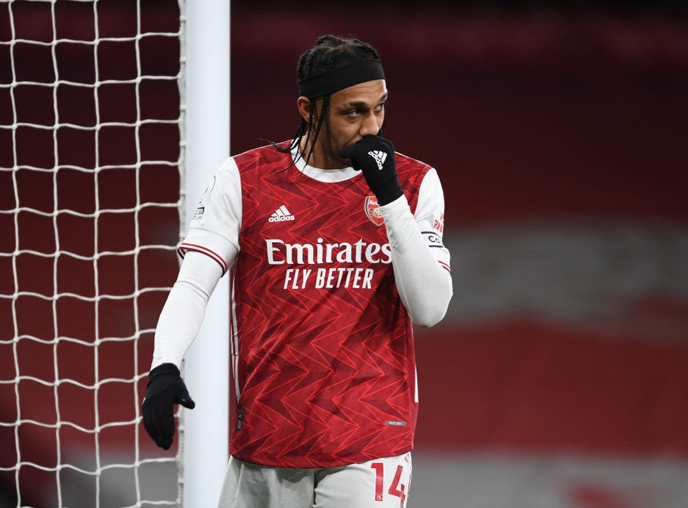 <p>The Arsenal captain has struggled for consistent form</p>