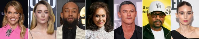 Celebrity Birthdays - April 11-17