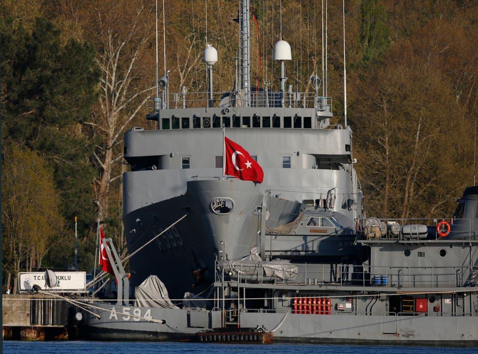 Turkey Admirals