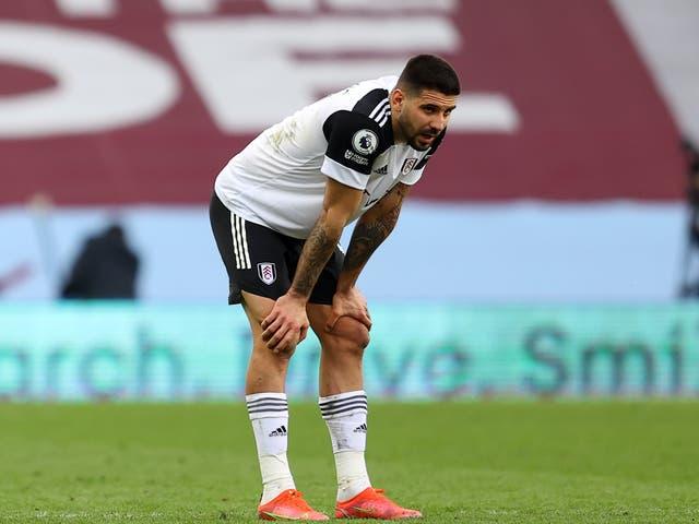 Aleksandar Mitrovic is back in form for Fulham
