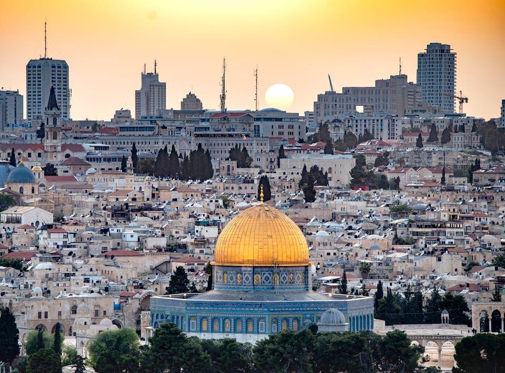 <p>Jerusalem</p>