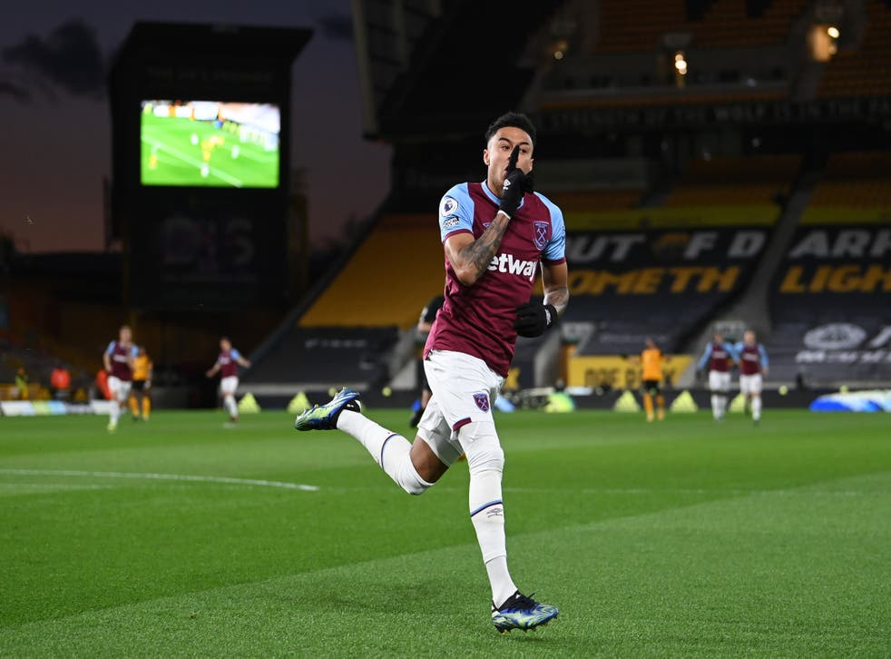 Wolves vs West Ham result: Jesse Lingard magic inspires Hammers win to move  up to fourth | The Independent