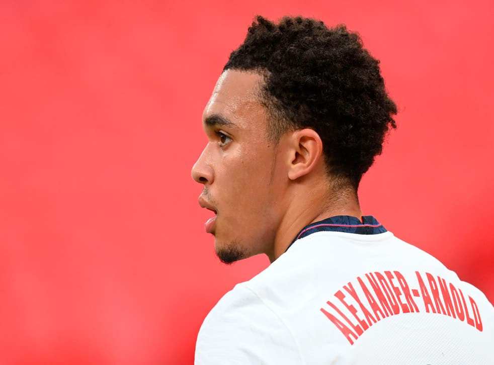 Trent Alexander-Arnold was not included in the last England squad