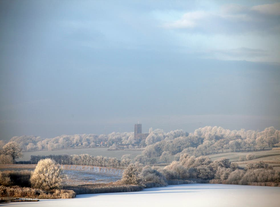 <p>The cold weather looks set to continue at the end of the week</p>