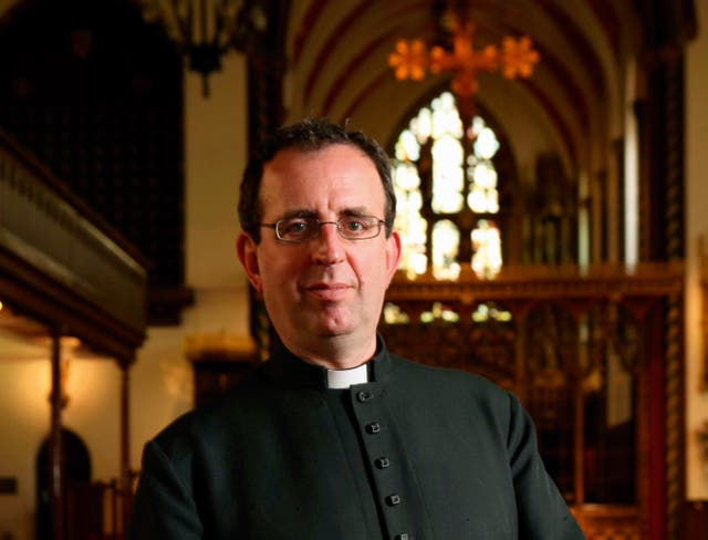 Rev Richard Coles (Tim Anderson/PA)