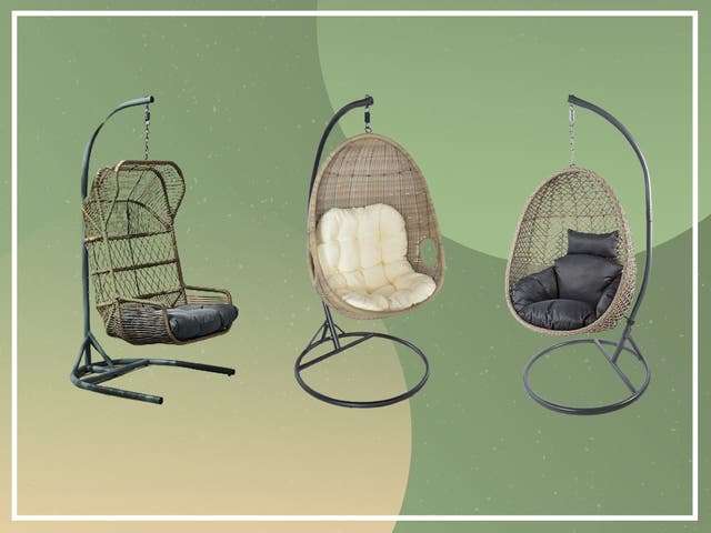 <p>From all-the-rage rattan to chic wooden models, there's an oeuf for every kind of outdoor area</p>