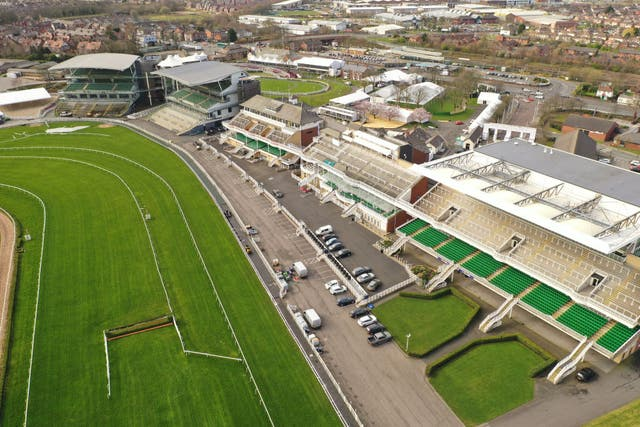 <p>After a year away, the Grand National is returning to Aintree</p>