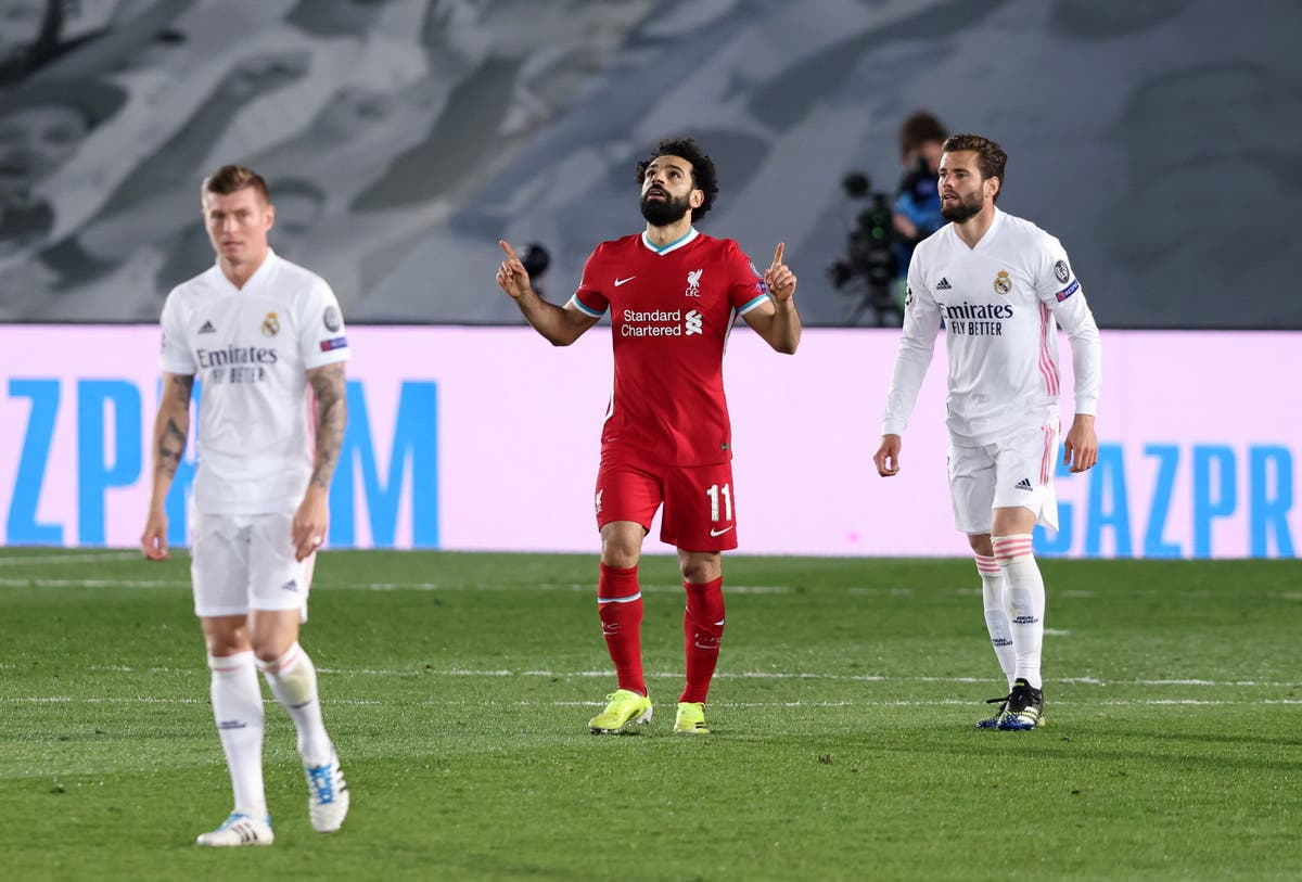 Real Madrid vs Liverpool LIVE – Latest Champions League updates - Times  News Express