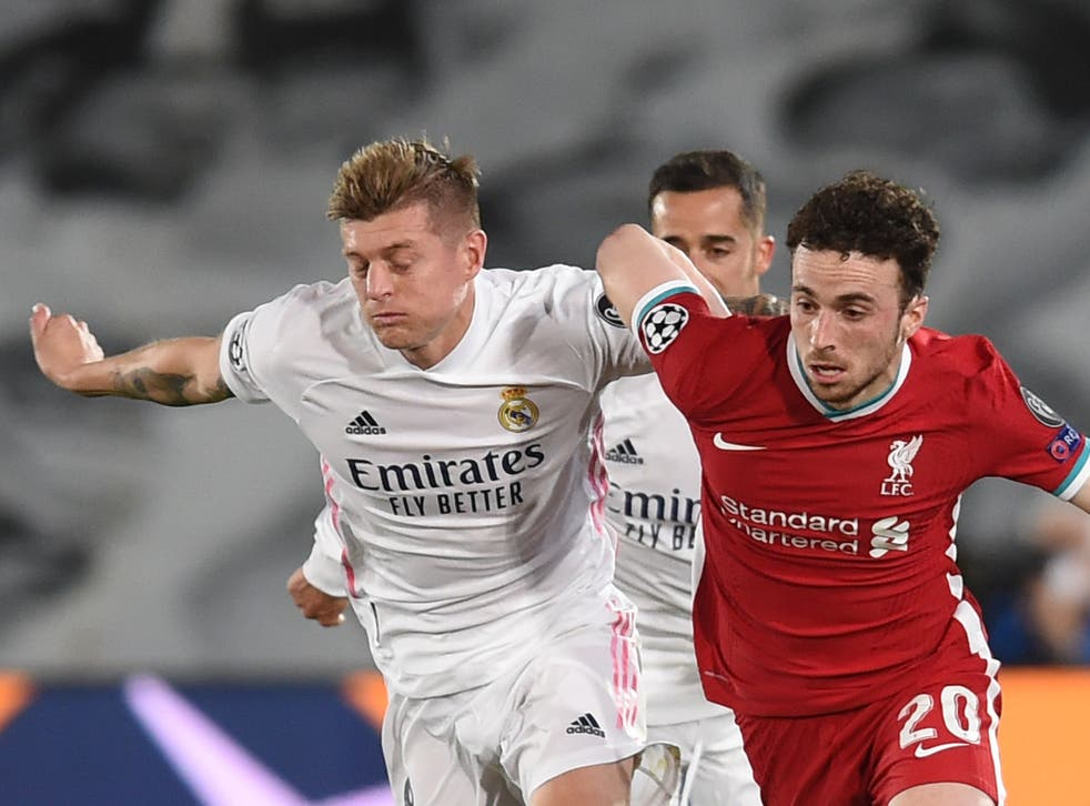 Kroos outclassed Liverpool to inspire Real Madrid's win