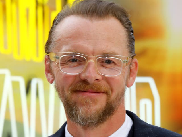 <p>Simon Pegg says alcoholism made him 'a wreck' on set of Mission Impossible III</p>