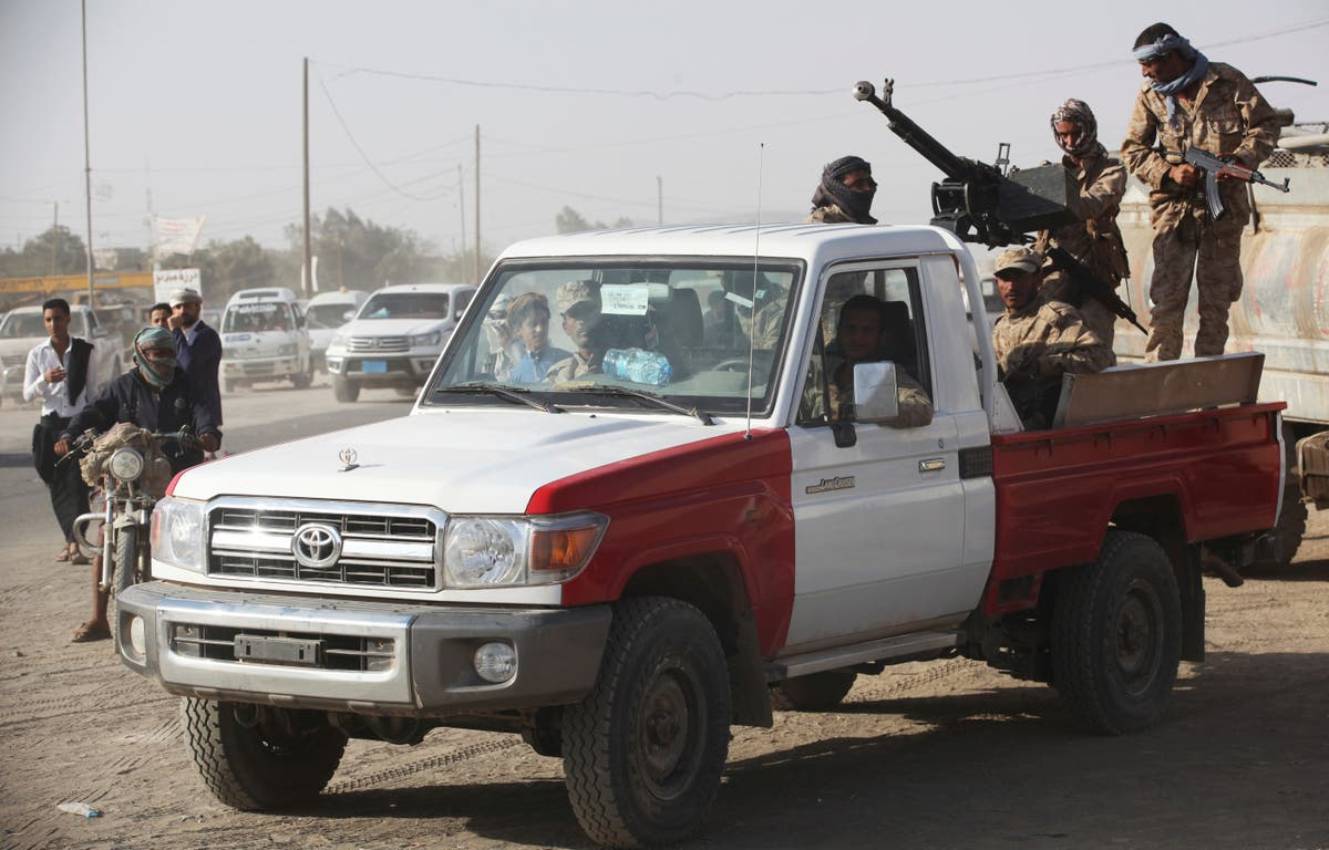 Battle for Yemen desert city now a key to Iran, US tension ...