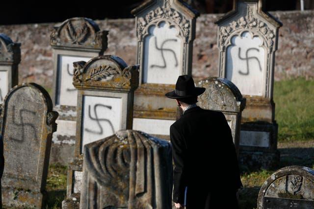Israel World Anti-Semitism
