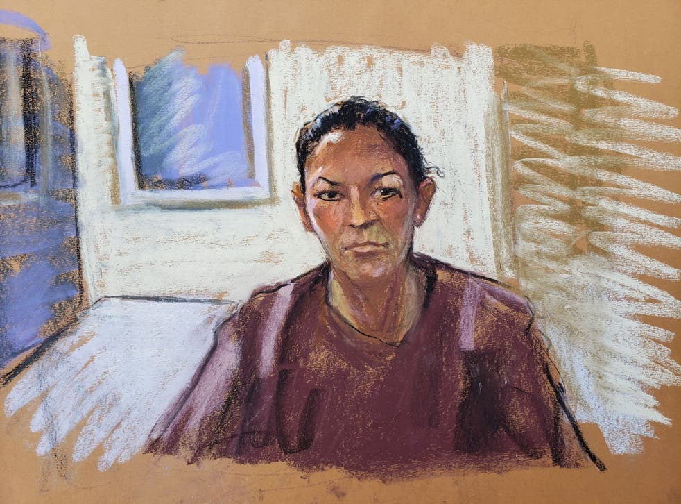 <p>Ghislaine Maxwell awaits trial on charges in connection to Jeffrey Epstein</p>